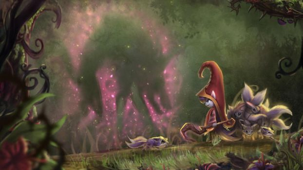 League of Legends Lulu #4 by xguides