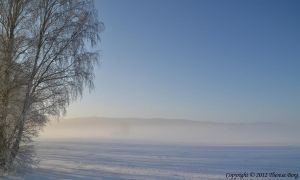 Winter landscape 8 by ThereseBorg