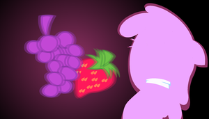 Berry Punch Wallpaper by Bluuper