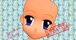 [PMD face download]Visual novel face #2 by Yowafan