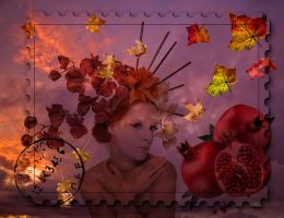 Postcard from Persephone by bluebabylove