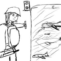 Woes Of The Paratrooper by 4thWarmasterKais
