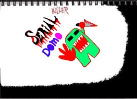 Serial Killer Domo by zombis-cannibal