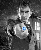 Doctor Who SonicScrewdriver II by totallehmaddeh
