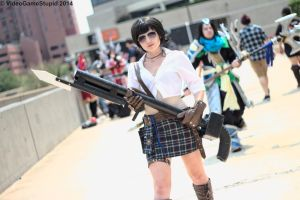 Otakon 2014 - Lady(PS) 32 by VideoGameStupid