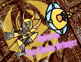 MLT 08 Unicron the Chaos Bringer by ExMedal
