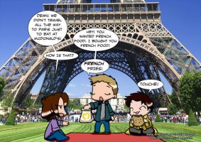 French food by KamiDiox
