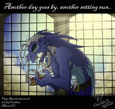 The end of his days by Retromissile