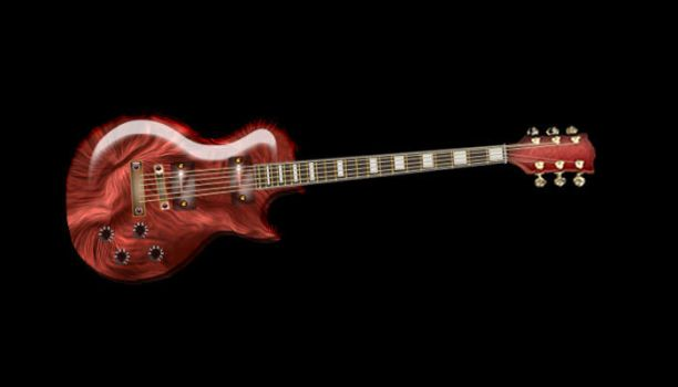 Gibson Les Paul Custom by rautry