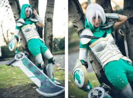 Riven_My spirit is not lost by FairyScarlet