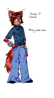 .:Michael:. -:AT with Nogo:- by Lutra-Gem