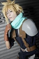 Soldier Cloud Strife by KiraHokuten