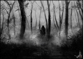 Dark Forest by Narcotic-Nightmares