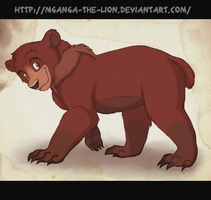Teen Koda .:Brother Bear:. by Mganga-The-Lion
