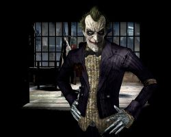 Joker: Arkham City 2 by BDup07