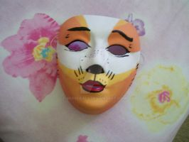 Teazer Mask - Video - Front by musicgal3