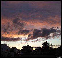 nuages couchants by Julie1226