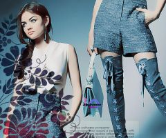 Lucy Hale Silver 1 by Sweet-Tizdale