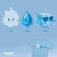 Chill - tee by InfinityWave