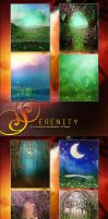Serenity Backgrounds by cosmosue