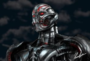 Ultron Prime by neoyurin