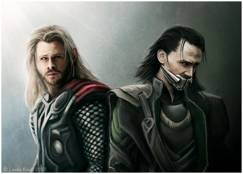 Once We Were Brothers by Isriana