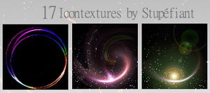 Circleicontextures by stoffdealer