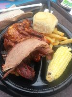 THE BBQ SAMPLER by stephuhnoids