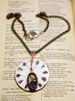 Horologist's Wife Necklace by LeviathanSteamworks