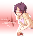 Happy Valentine from Chrome by Rika-tyan