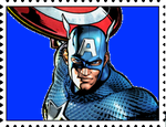 Captain America's Stamp by RalphAguilar462