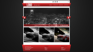 Corporate Web Design by KHKreations