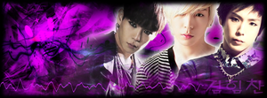 Himchan facebook cover by SMoran