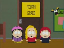 The Top Females Of South Park by EmoInuyasha