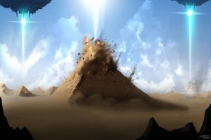 They Will not Control us by xpsam