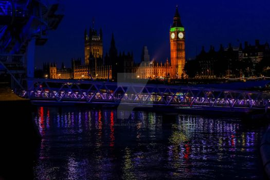 London Calling by ilmaledetto