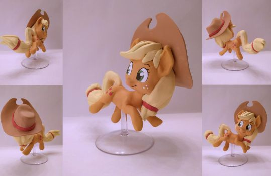 Applejack sculpture by dstears