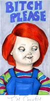 Bitch, please. He's Chucky by xxxBadDoll67xxx