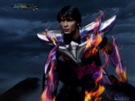 Saint seiya THE MOVIE by MayconDSS