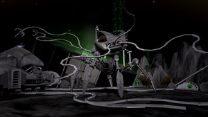 Spore: Martian Handling Machine by Cryptdidical
