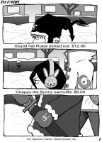 Bleach: Snowball Doom Page 1 by spartydragon