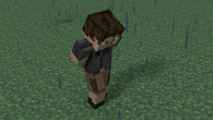 Rolf in Minecraft by Tohmis