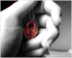 Have you key to my heart by smile-magdalenka