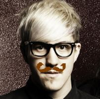 Sean's new tache' by shannybabe123