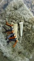 Primitive Catfish Barb Awl by Troll-Blood