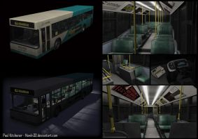 Late-Ariva Bus by NowIn3D