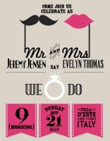 Wedding Invitation by Designslots