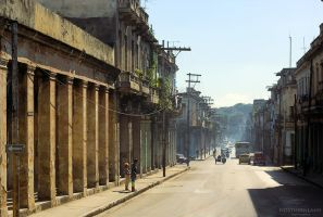 Havana Street III by NorthernLand