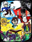 Rise of the Guardians by SonicClone