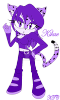 Kikae ~Spirit Day~ by AgentKikaeSparkes